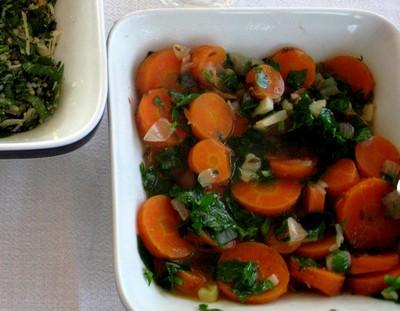 Karotten immer gesund
