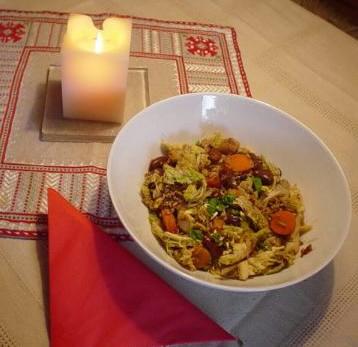 gesund durch den Winter mit Gemüse