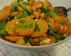 Karotten-Salat einmal anders