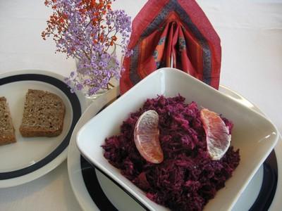 gesund essen salat rohkost bruker