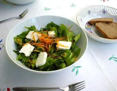 gesund und schön in den frühling